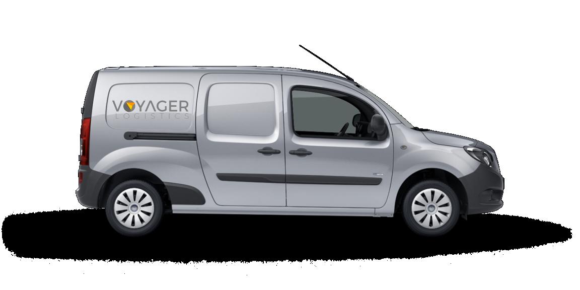 small voyager van